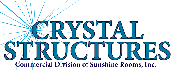 Crystal Structures Logo