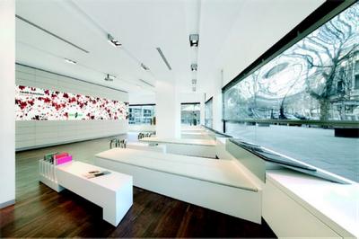 Raab Karcher flagship store, Berlin